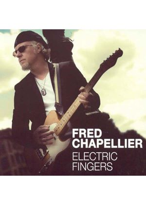 Fred Chapellier - Electric Fingers (Music CD)