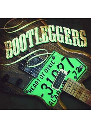 Bootleggers (The) - Heart of Dixie (Music CD)