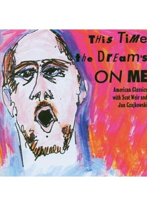 This Time The Dream's On Me (Music CD)