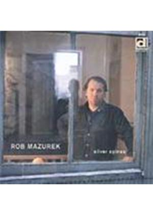 Robert Mazurek - Silver Spines (Music CD)