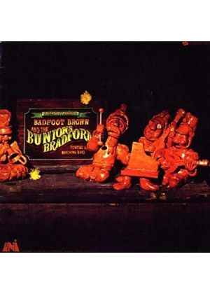 Badfoot Brown And The Bunions Bradford Funeral And...