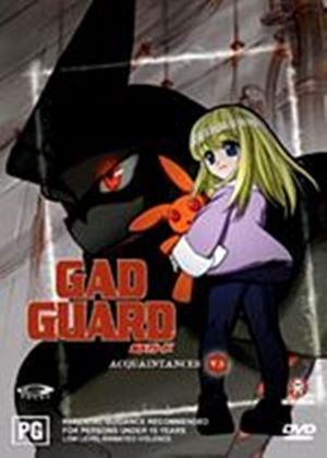 Gad Guard - Vol. 5 (Animated)