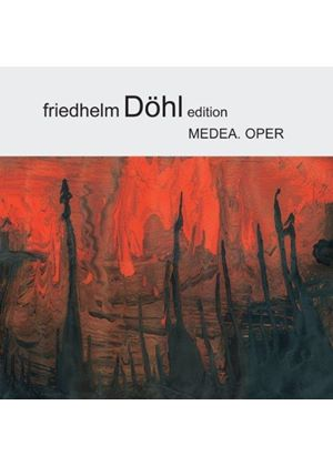 Friedhelm Döhl: Medea (Music CD)