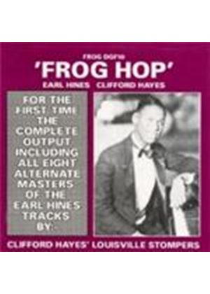 Clifford Hayes Louisville Stompers (The) - Frog Hop (Music CD)