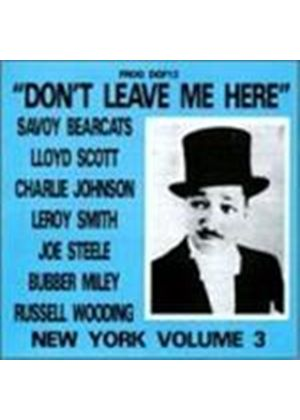 Savoy Bearcats - New York Vol.3 (Music CD)