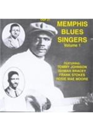 Various Artists - Memphis Blues Singers Vol.1 (Music CD)