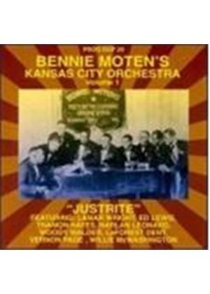 Bennie Moten's Kansas City Orchestra - Kansas City Orchestra Vol.1 (Music CD)