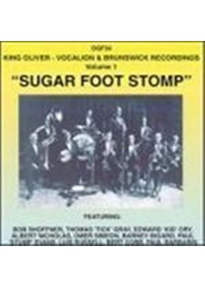 King Oliver & His Dixie Syncopators - Sugar Foot Stomp (Music CD)