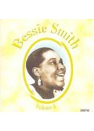 Bessie Smith - Bessie Smith Vol.6 (Music CD)