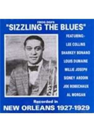 Various Artists - Sizzling The Blues (New Orleans 1927-1929) (Music CD)