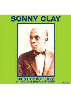 Sonny Clay - West Coast Jazz (Music CD)