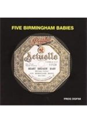 Five Birmingham Babies - Heart Breakin' Baby (Music CD)