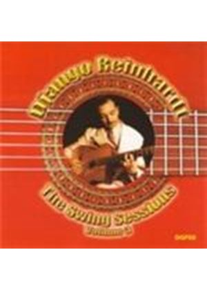 Django Reinhardt - Swing Sessions Vol.3, The (Music CD)