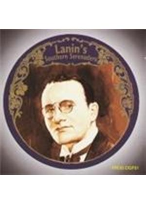 Sam Lanin & His Orchestra - Shake It And Break It 1921-1922 (Music CD)