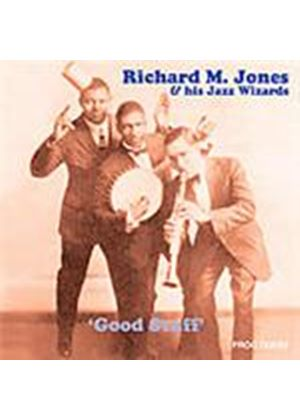 Richard M. Jones - Good Stuff (Music CD)