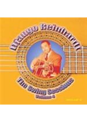 Django Reinhardt - Swing Sessions Vol.4, The (Music CD)
