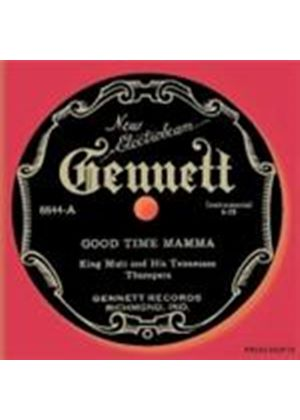 Mutt King & His Tennessee Thumpers - Gennett (Music CD)