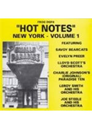 Various Artists - Hot Notes (Music CD)