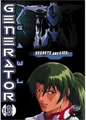 Generator Gawl - Vol. 3 - Secrets And Lies And (Animated) (Dubbed) (Subtitled