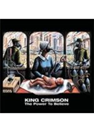 King Crimson - Power To Believe, The (Music CD)