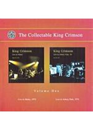 King Crimson - The Collectable King Crimson - Vol. 1 - Live In Mainz (Music CD)