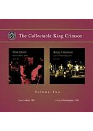 King Crimson - The Collectable King Crimson - Vol. 2 Live In Bath 1981 (Music CD)