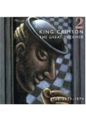 King Crimson - The Great Deceiver Vol. II (Music CD)