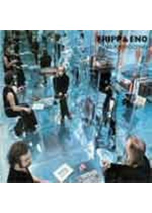 Robert Fripp & Brian Eno - No Pussyfooting (2 CD) (Music CD)