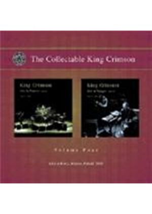 King Crimson - Collectable King Crimson Vol.4, The (Live At Roma Warsaw Poland 2000) (Music CD)