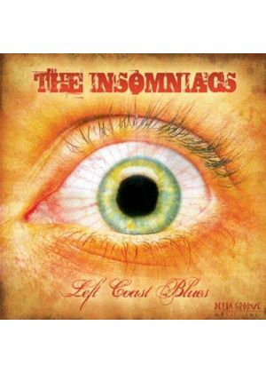 The Insomniacs - Left Coast Blues (Music CD)