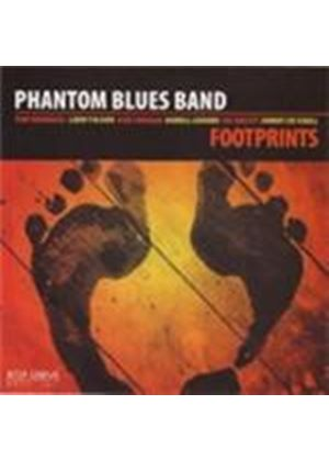 Phantom Blues Band - Footprints (Music CD)