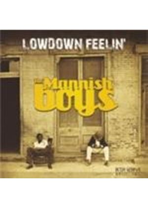 Mannish Boys (The) - Lowdown Feelin' (Music CD)