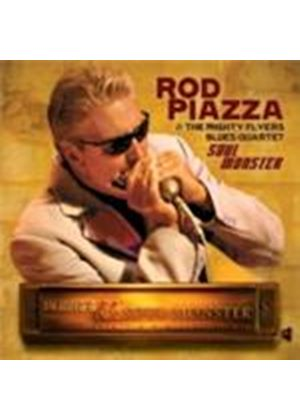 Rod Piazza - Soul Monster (Music CD)