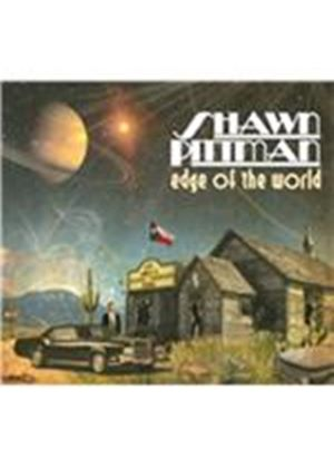 Shawn Pittman - Edge of the World (Music CD)