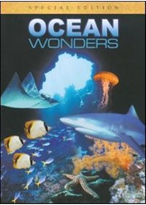 Ocean Wonders 3 DVD Tin Collection