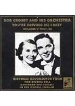 Bob Crosby Orchestra - Vol. 6 - How Can You Forget (Music CD)