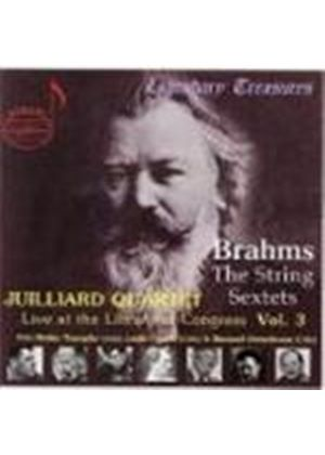 (The) Julliard String Quartet live from the Library of Congress Vol 3