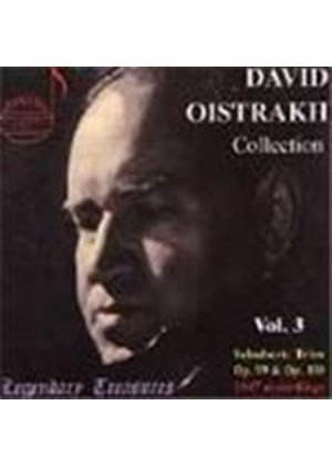David Oistrakh Collection, Vol 3