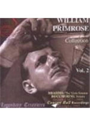 William Primrose Collection, Vol 2