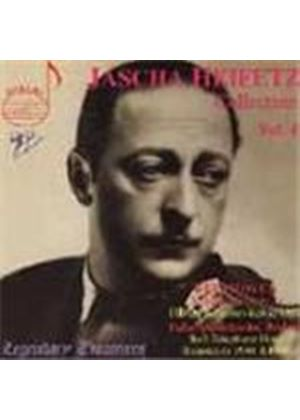 Jascha Heifetz Collection, Vol 4