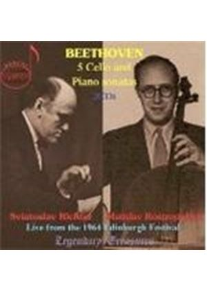 Beethoven: (5) Cello Sonatas