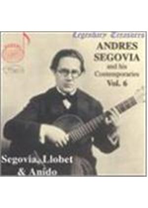 Andres Segovia - AND HIS CONTEMPORARIES VOL.6