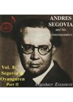 Segovia and his Contemporaries, Vol 8
