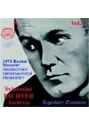Sviatoslav Richter Archives Vol 9