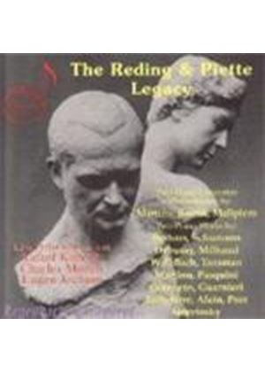 VARIOUS COMPOSERS - Legacy (Reding, Piette)