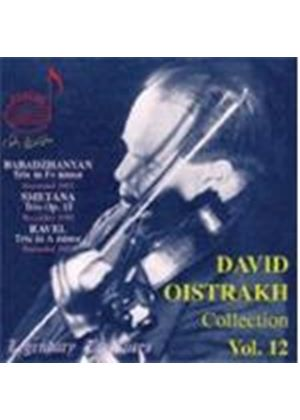 David Oistrakh - COLLECTION VOL.12
