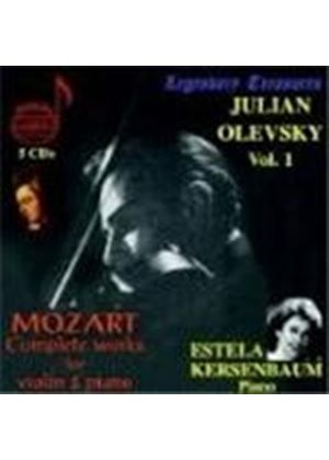 Mozart: Complete Violin & Piano Works