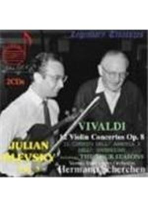 Vivaldi: (12) Concertos for Violin and Strings, Op 8