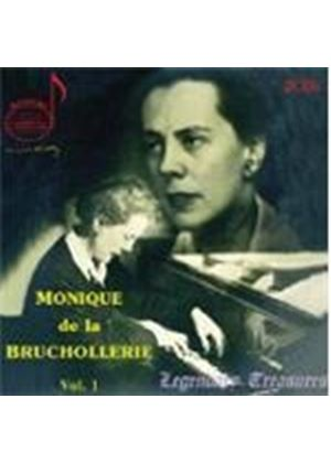 VARIOUS COMPOSERS - Vol. 1: Monique De La Bruchollerie