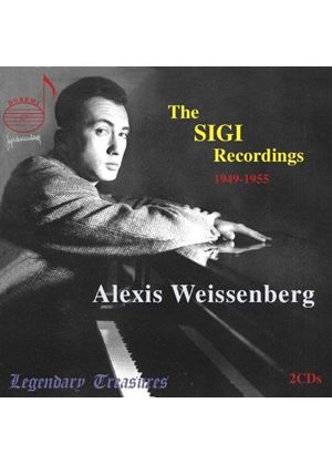 Sigi Recordings, 1949-1955 (Music CD)